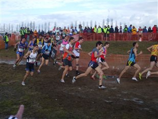 Supers Championnats de France de Cross pour le FAC
